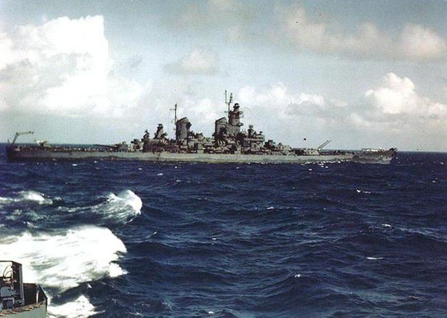 Đi tìm thiết giáp hạm duy nhất Mỹ từng dùng trong CTVN - Ảnh 10.