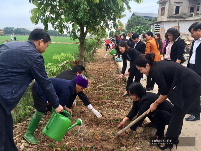 Nhiều đổi thay ở quê hương đất đồi gò, Sóc Sơn được đề nghị công nhận huyện nông thôn mới - Ảnh 5.