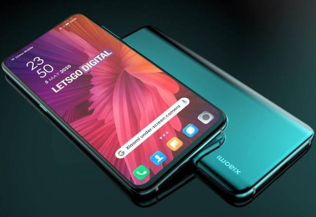 Không thua Vsmart, Xiaomi thương mại hóa mẫu điện thoại có camera dưới màn hình vào năm tới - Ảnh 1.