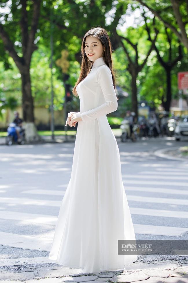 Hành trình giảm gần 20 kg của cô gái đến từ Nam Định tham gia thi Hoa hậu Việt Nam - Ảnh 1.