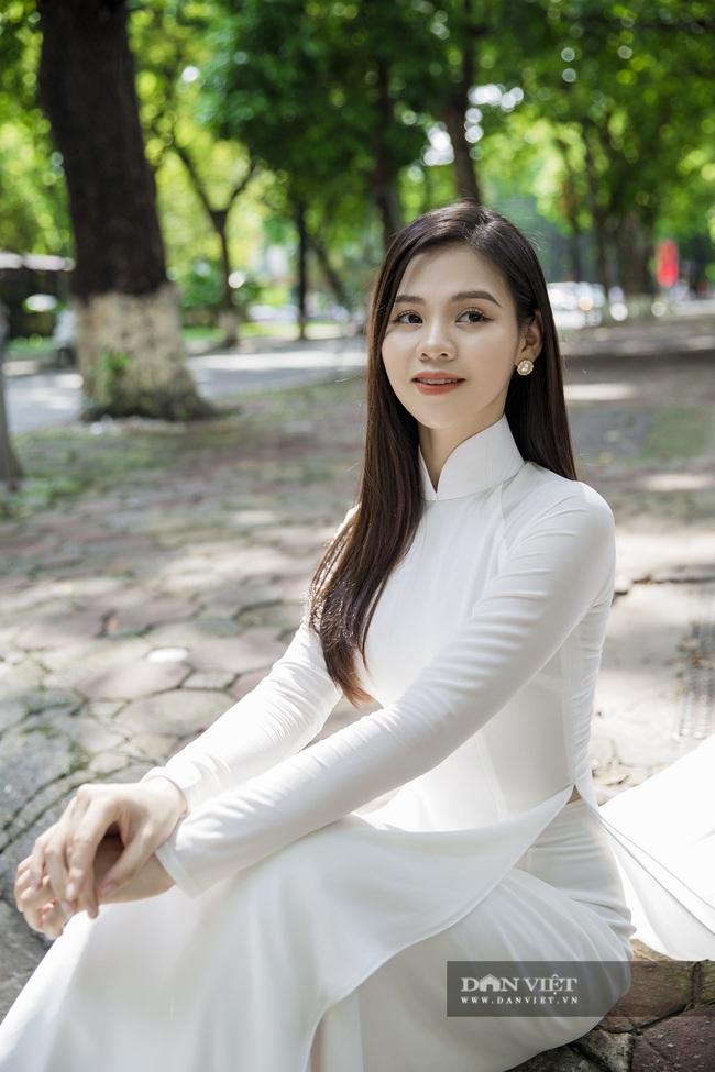 Hành trình giảm gần 20 kg của cô gái đến từ Nam Định tham gia thi Hoa hậu Việt Nam - Ảnh 8.