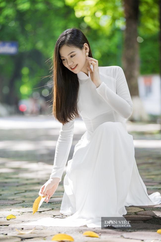 Hành trình giảm gần 20 kg của cô gái đến từ Nam Định tham gia thi Hoa hậu Việt Nam - Ảnh 4.