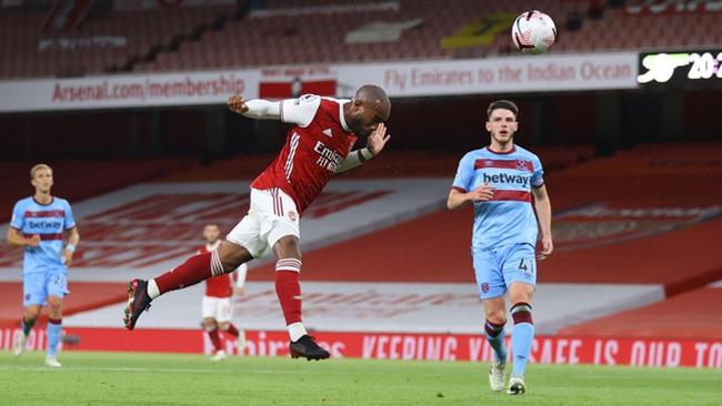 Arsenal thắng West Ham, vì sao HLV Arteta vẫn không hài lòng? - Ảnh 1.