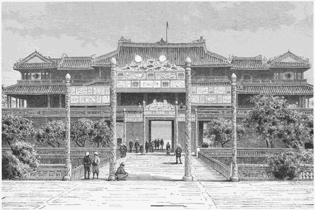 Chuyện về cuộc phục kích năm 1885 ở kinh đô Huế, vua Hàm Nghi bỏ chạy lên núi - Ảnh 1.