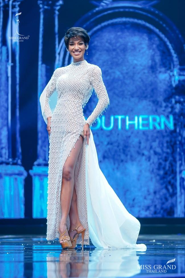 Lý do không ngờ giúp cô gái 22 tuổi đăng quang Hoa hậu Hòa bình Thái Lan 2020 - Ảnh 3.