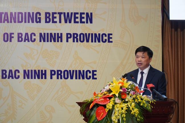 Samsung và những thay đổi tại tỉnh Bắc Ninh - Ảnh 1.