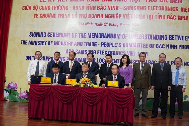 Samsung và những thay đổi tại tỉnh Bắc Ninh - Ảnh 2.