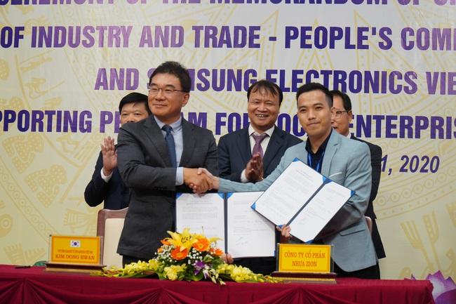 Samsung và những thay đổi tại tỉnh Bắc Ninh - Ảnh 3.