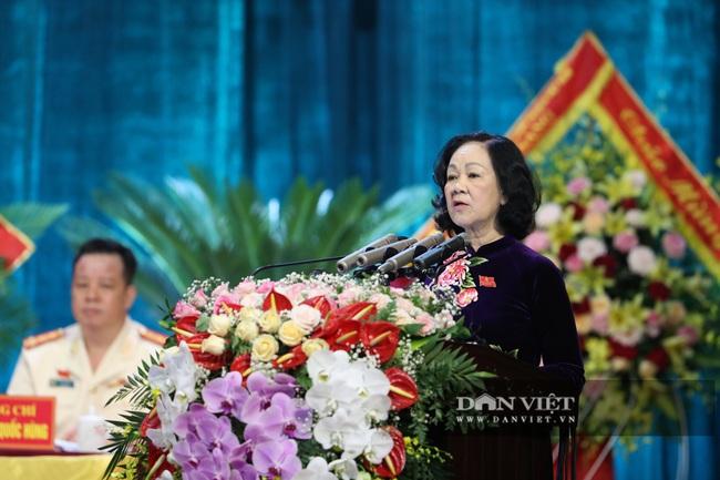 Bà Trương Thị Mai: Hà Nam 100% đơn vị cấp huyện đạt chuẩn NTM - Ảnh 1.