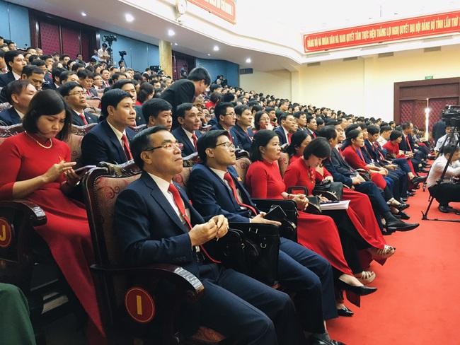Bà Lê Thị Thủy tiếp tục được bầu làm Bí thư Tỉnh ủy Hà Nam - Ảnh 3.