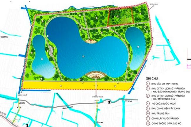 Vì sao có hồ nước ngọt 77 tỷ nhưng Bến Tre vẫn muốn xây thêm hồ to hơn, với vốn đầu tư tới 352 tỷ? - Ảnh 2.