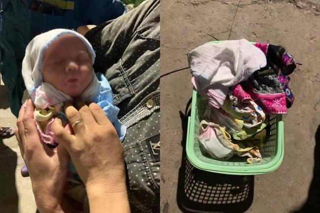 Bé sơ sinh bị bỏ rơi trong thùng rác tại Hà Nội - Ảnh 3.