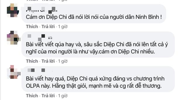 """Vì sao phát ngôn MC Diệp Chi giữa vụ nữ Quán quân Olympia 2020 bị """"ném đá"""" về thái độ lại gây """"sốt"""" mạng? - Ảnh 6."""