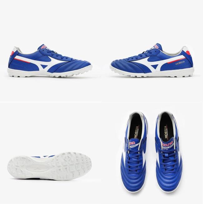 Morelia TF: Đôi giày phù hợp với mọi form chân của cầu thủ Phủi - Ảnh 2.