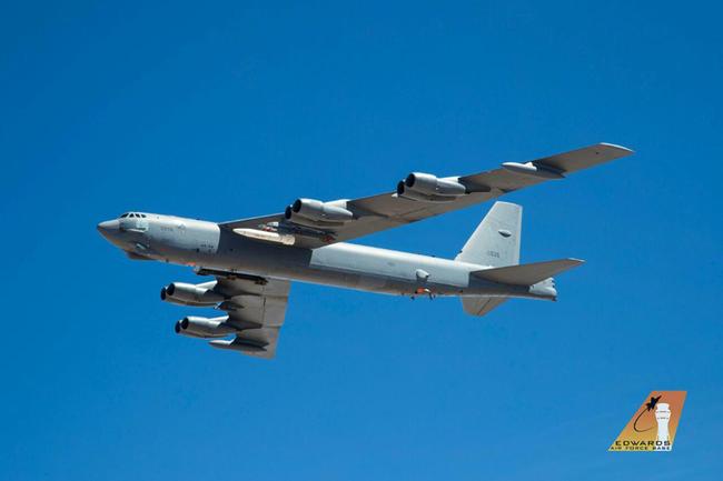 B-52 xuất hiện kèm vũ khí siêu thanh AGM-183A: Nga phát hoảng - Ảnh 2.