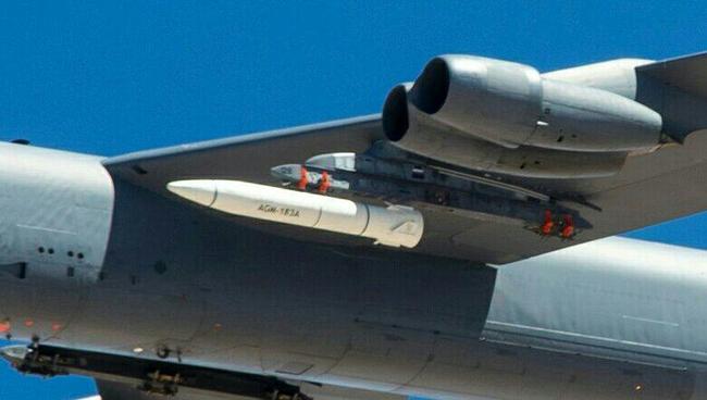 B-52 xuất hiện kèm vũ khí siêu thanh AGM-183A: Nga phát hoảng - Ảnh 5.