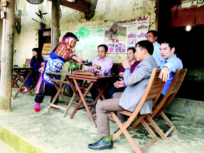 Lũng Cú (Đồng Văn, Hà Giang): Tăng tốc về đích Nông thôn mới - Ảnh 2.