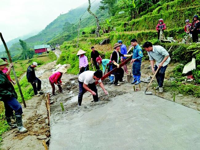 Sau 10 năm xây dựng nông thôn mới, Hà Giang rút ra điều gì? - Ảnh 2.