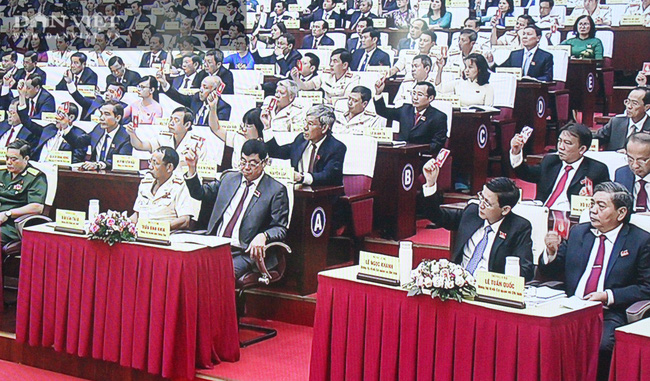 Bà Rịa – Vũng Tàu tổ chức phiên trù bị Đại hội đại biểu Đảng bộ lần thứ VII - Ảnh 4.