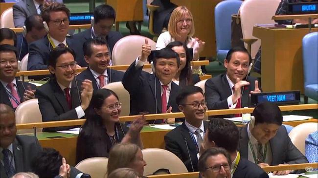 Việt Nam chủ động và tích cực đóng góp cho hoạt động của Liên Hợp Quốc - Ảnh 1.