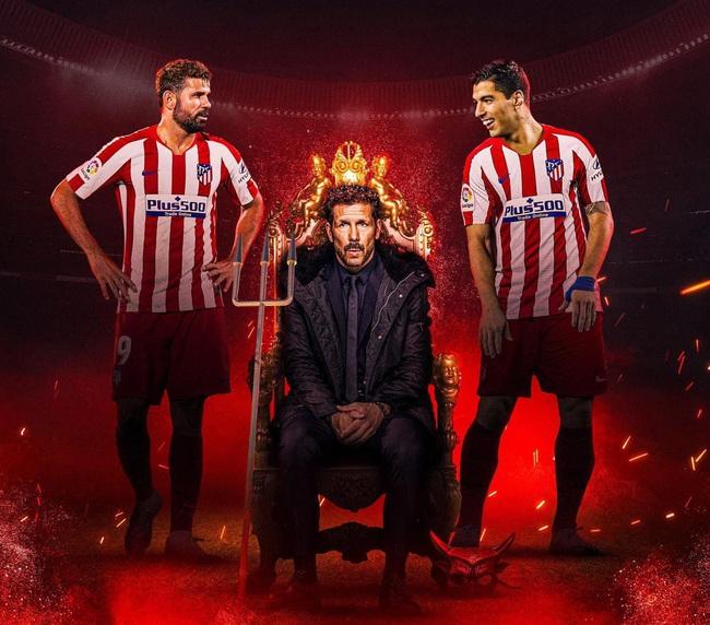 Sở hữu cặp đôi Costa - Suarez: Atletico Madrid sẵn sàng chinh phục mọi danh hiệu  - Ảnh 2.