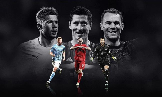 """Ronaldo và Messi cùng """"mất tích"""" ở đề cử Cầu thủ hay nhất UEFA - Ảnh 2."""