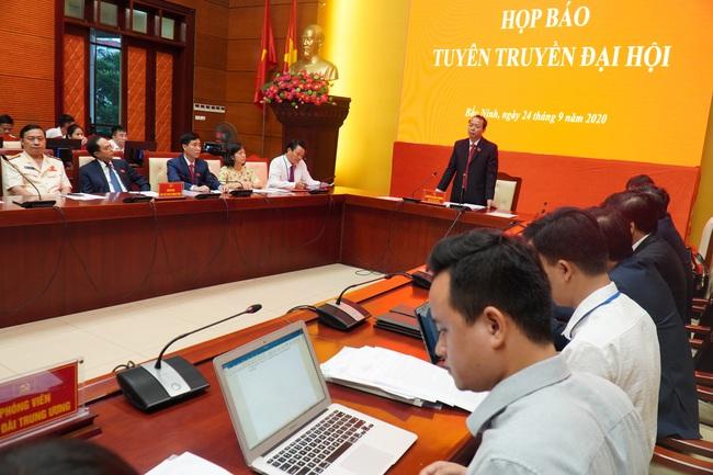 Đại hội Đại biểu Đảng bộ Bắc Ninh - Ảnh 3.