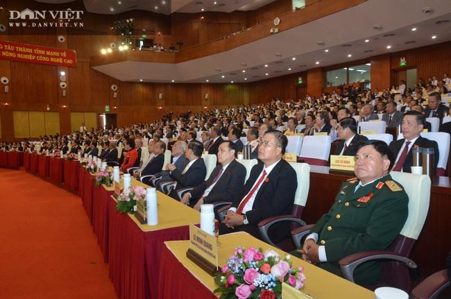 Đồng chí Nguyễn Hòa Bình trực tiếp chỉ đạo Đại hội Đảng bộ tỉnh Bà Rịa -Vũng Tàu - Ảnh 3.