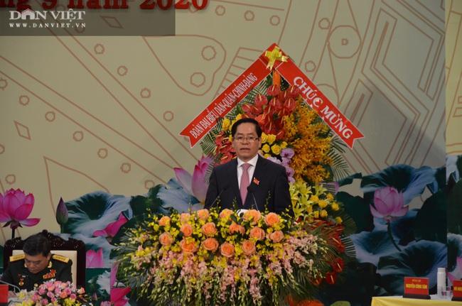 Đồng chí Nguyễn Hòa Bình trực tiếp chỉ đạo Đại hội Đảng bộ tỉnh Bà Rịa -Vũng Tàu - Ảnh 2.