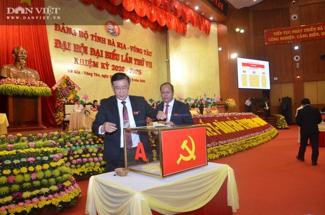 Ông Phạm Viết Thanh được giới thiệu để bầu làm Bí thư Tỉnh uỷ Bà Rịa – Vũng Tàu - Ảnh 2.