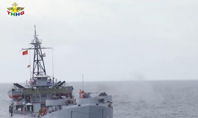Việt Nam nâng cấp hàng loạt tàu chiến Mỹ thế nào? - Ảnh 2.