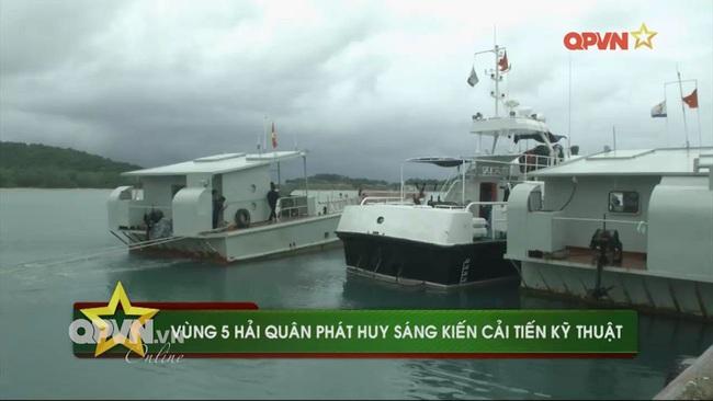 Việt Nam nâng cấp hàng loạt tàu chiến Mỹ thế nào? - Ảnh 3.