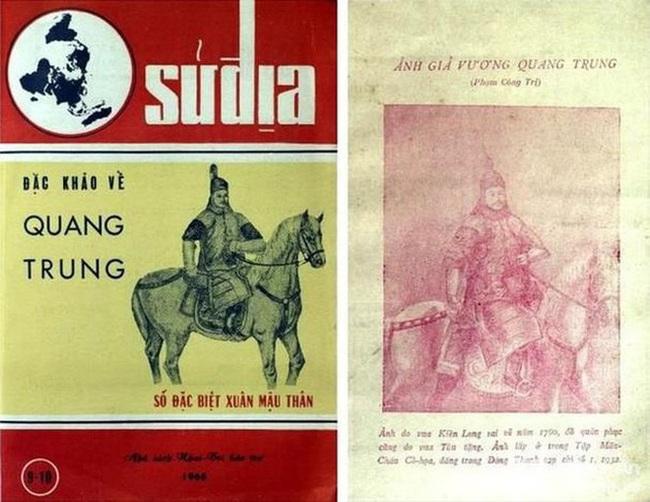 Chân dung 'gây choáng' của vua Quang Trung qua những kiến giải từ tư liệu lịch sử - Ảnh 1.