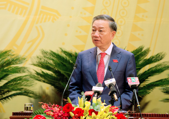 Đại tướng Tô Lâm: Bắc Ninh thực hiện nghiêm việc kiểm soát quyền lực, chống chạy chức, chạy quyền - Ảnh 3.