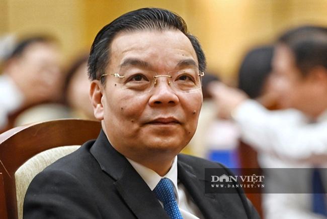 Hình ảnh ông Chu Ngọc Anh nhận nhiệm vụ Chủ tịch UBND TP Hà Nội - Ảnh 2.