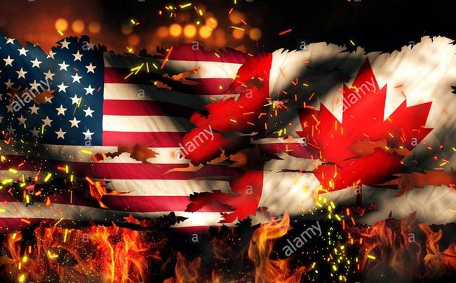 Mỹ đã bao nhiêu lần lên kế hoạch xâm chiếm Canada? - Ảnh 1.