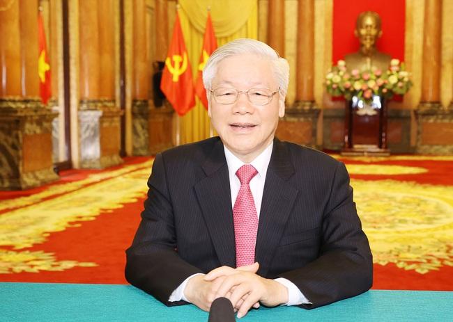 Tổng Bí thư, Chủ tịch nước gửi thông điệp tới Đại hội đồng Liên Hợp Quốc:  Luật pháp quốc tế cần được đề cao - Ảnh 1.