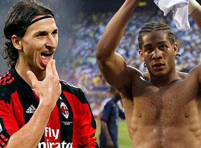 """5 vụ """"gà nhà đá nhau"""" tai tiếng của bóng đá: Có Balotelli, Ibrahimovic - Ảnh 3."""