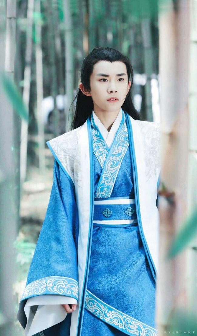10 mỹ nam màn ảnh Trung Quốc được bình chọn có khí chất tiên hiệp - Ảnh 3.