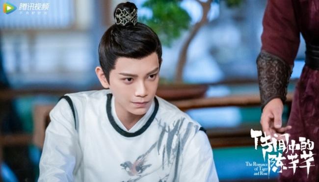 10 mỹ nam màn ảnh Trung Quốc được bình chọn có khí chất tiên hiệp - Ảnh 2.