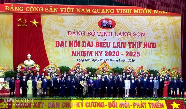 Bà Lâm Thị Phương Thanh tái đắc cử Bí thư Tỉnh ủy Lạng Sơn - Ảnh 2.