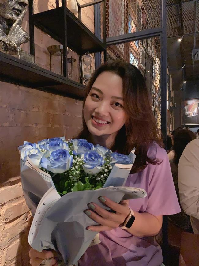 Hoa khôi bóng chuyền Nguyễn Thu Hoài tung ảnh xinh như... công chúa - Ảnh 7.