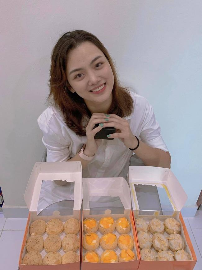 Hoa khôi bóng chuyền Nguyễn Thu Hoài tung ảnh xinh như... công chúa - Ảnh 10.