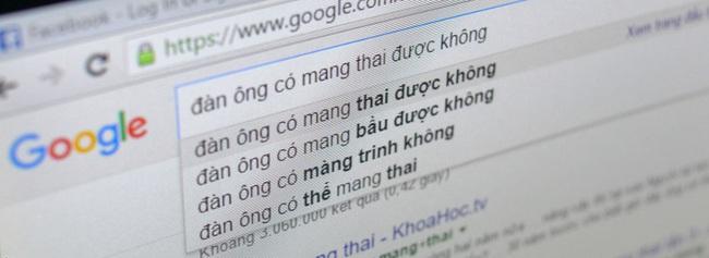 """Những câu hỏi """"ngây ngô"""" mà người ta tìm kiếm trên Google và câu trả lời theo khoa học - Ảnh 1."""