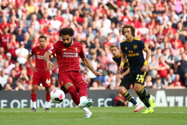 Anfield là miễn đất dữ với Arsenal