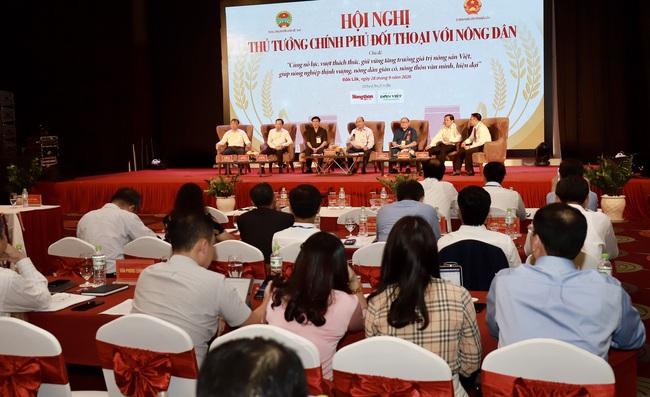Thủ tướng đối thoại với nông dân: Nông nghiệp miền Trung - Tây Nguyên là mỏ vàng cần khai thác - Ảnh 5.