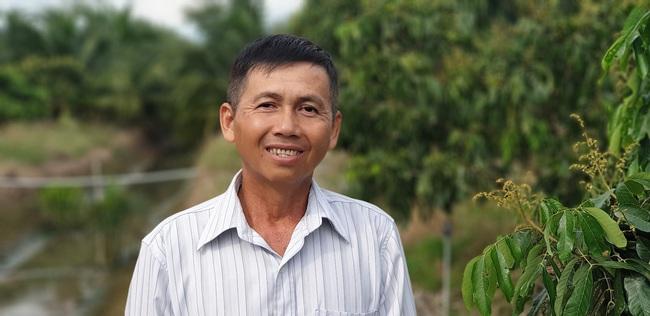 Trồng nhãn Ido, anh nông dân ở Bến Tre thu gần 2 tỷ đồng mỗi năm - Ảnh 3.