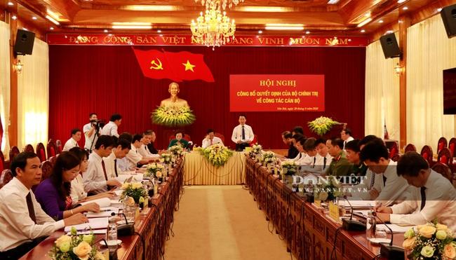 Bà Phạm Thị Thanh Trà Thứ trưởng Bộ Nội vụ nhận Quyết định giữ chức Phó trưởng Ban tổ chức Trung ương - Ảnh 1.