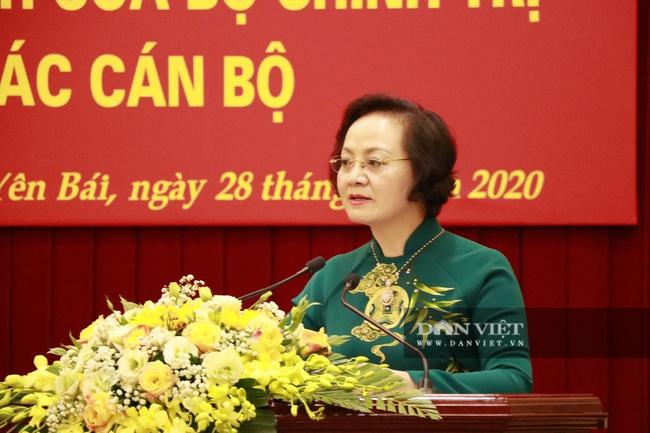 Bà Phạm Thị Thanh Trà Thứ trưởng Bộ Nội vụ nhận Quyết định giữ chức Phó trưởng Ban tổ chức Trung ương - Ảnh 6.