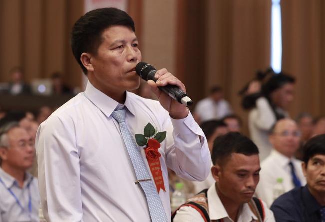 Thủ tướng đối thoại với nông dân: Nông nghiệp miền Trung - Tây Nguyên là mỏ vàng cần khai thác - Ảnh 7.